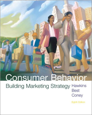 9780072416886: Consumer Behavior: Building Marketing Strategy (with DDB Needham Data Disk)