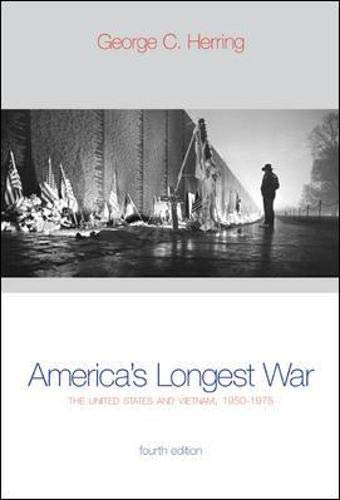 9780072417555: America's Longest War: The United States and Vietnam, 1950-1975