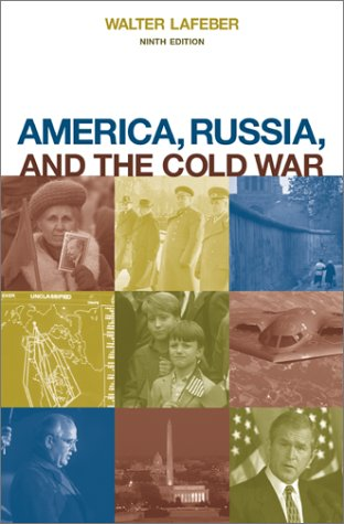 9780072417586: America, Russia, and the Cold War, 1945-2000