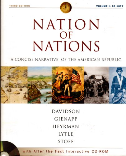 9780072417746: Nation of Nations: A Concise Narrative of the American Republic