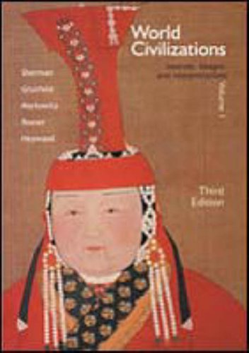 9780072418163: World Civilizations; Sources, Images and Interpretations Volume I
