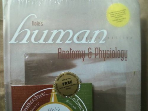 9780072418446: Hole's Human Anatomy and Physiology