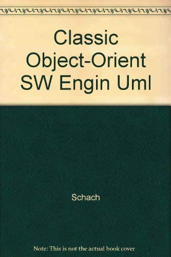 9780072418729: Classical and Object-Oriented Software Engineering With Uml and C++