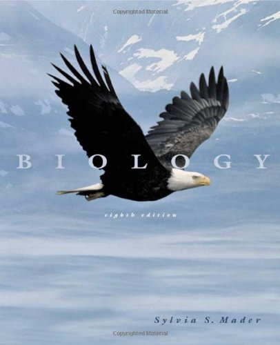 Biology 8th edition by mader sylvia s mcgraw hill higher biology 8th edition mader sylvia s fandeluxe Choice Image
