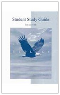 9780072418835: Student Study Guide to accompany Biology