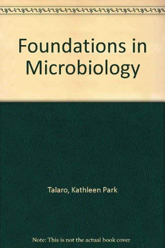 9780072419214: Foundations in Microbiology