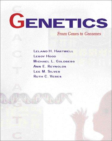 9780072419221: Genetics: From Genes to Genomes