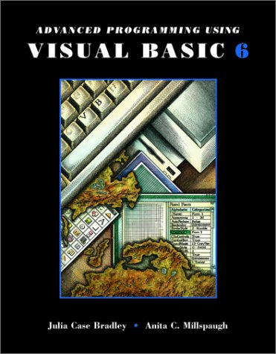 9780072420241: Advanced Programming in Visual Basic 6.0 w/Cd