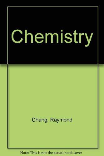 9780072420685: Chemistry