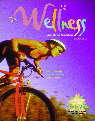 9780072420913: Wellness Concepts & Applications (Book with Healthquest 2.0, E-Text, and Online Learning Center Pass