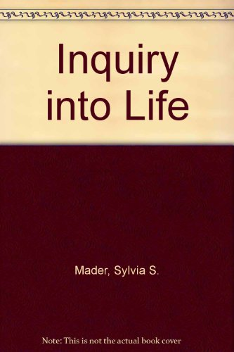 9780072421613: Inquiry into Life