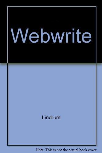 9780072422306: Webwrite