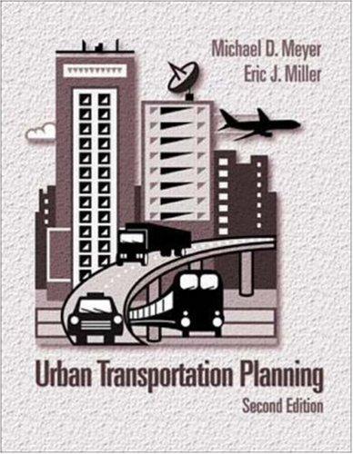 9780072423327: Urban Transportation Planning