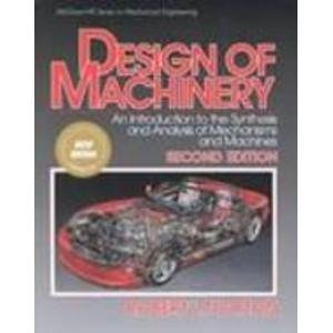 9780072423518: Design of Machinery, New Media Version