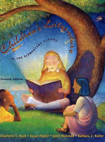 9780072423914: Children's Literature in the Elementary School