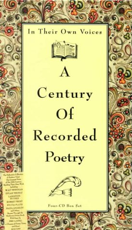 9780072424041: In Their Own Voices: A Century of Recorded Poetry