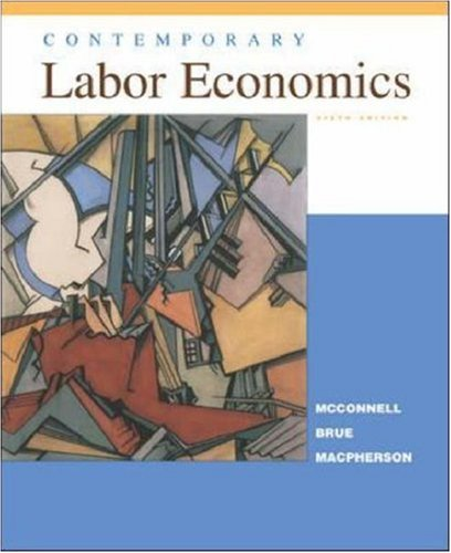 9780072424461: Contemporary Labor Economics