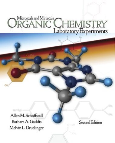 9780072424560: Microscale and Miniscale Organic Chemistry Laboratory Experiments