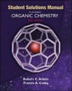 9780072424607: Solutions Manual to Accompany Organic Chemistry