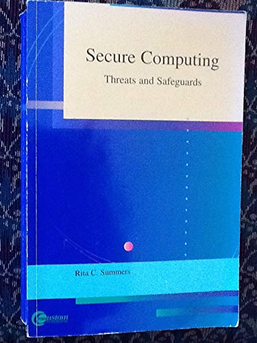 9780072424669: Secure Computing: Threats And Safeguards