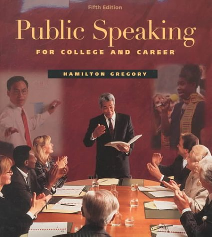 9780072425093: Public Speaking for College and Career