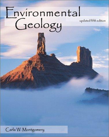9780072425116: Environmental Geology