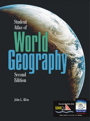 9780072425475: Student Atlas of World Geography