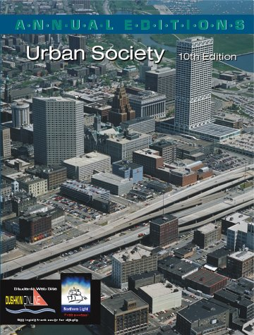 9780072425741: Annual Editions: Urban Society, 10th edition