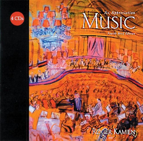 9780072426403: Music: An Appreciation, 4th Edition