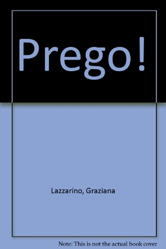 9780072427301: Workbook (Part B) to accompany Prego! An Invitation to Italian
