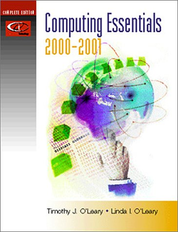 9780072428469: Computing Essentials (O'Leary Series)