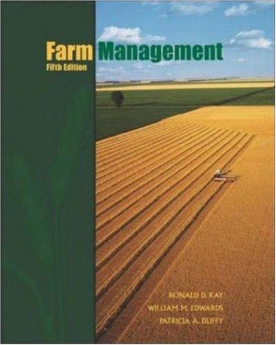 9780072428681: Farm Management