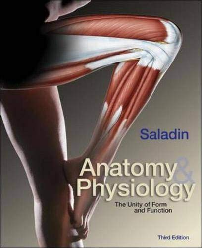 9780072429039: Anatomy and Physiology: The Unity of Form and Function with OLC Bind-in Card