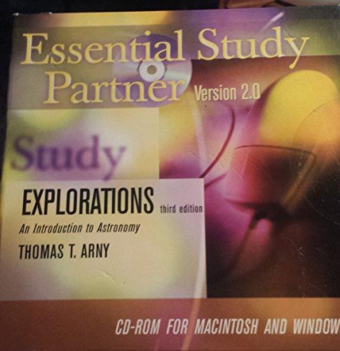 9780072429299: Astronomy Essential Study Partner CD-ROM