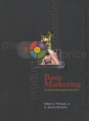 9780072429343: Basic Marketing