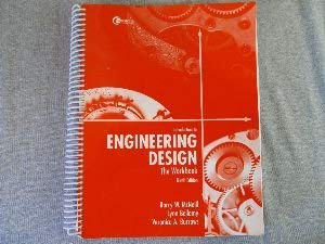 9780072429503: Introduction to Engineering Design: The Workbook