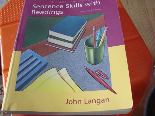 9780072429817: Sentence Skills With Readings: Annotated