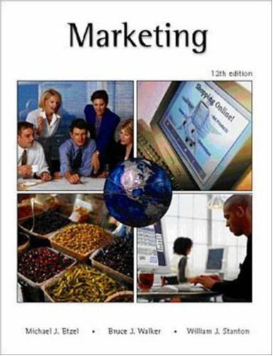 9780072430349: Marketing w/PowerWeb