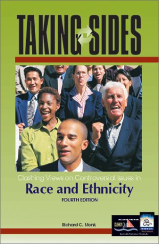 9780072430851: Taking Sides: Clashing Views on Controversial Issues in Race and Ethnicity (Taking Sides : Clashing Views on Controversial Issues on Race and Ethnicity, 4th ed)