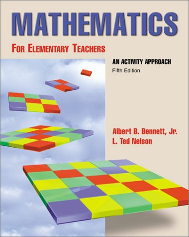 9780072431421: Mathematics for Elementary Teachers An Activity Approach with Manipulative Kit (Package Edition)