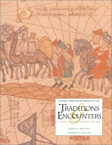 9780072431612: Traditions & Encounters --2000 publication.