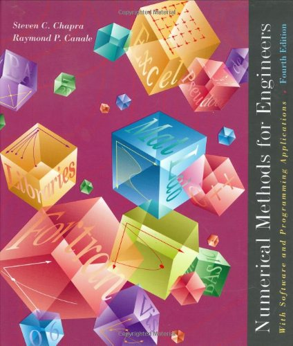 9780072431933: Numerical Methods for Engineers: With Software and Programming Applications