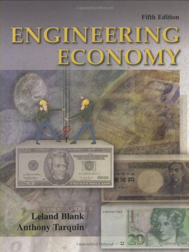 9780072432343: Engineering Economy (McGraw-Hill Series in Industrial Engineering & Management Science)