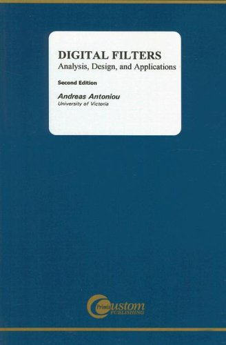 9780072432817: LSC CPST DIGITAL FILTERS ANALYSIS, DESIGN, AND APPLICATIONS
