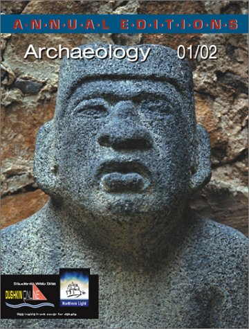 9780072432862: Annual Editions: Archaeology 01/02