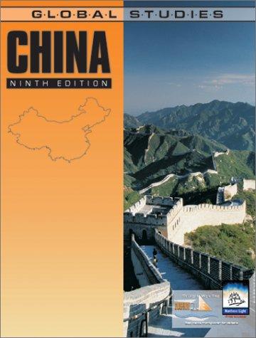 9780072432978: Global Studies: China