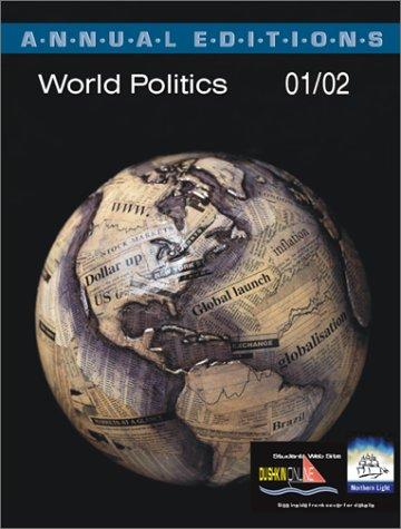 World Politics 2001/2002 (Annual Editions)