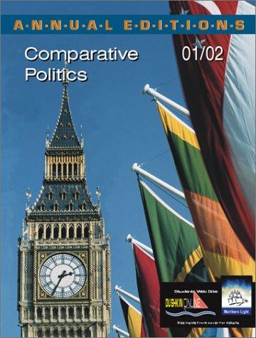 9780072433074: Comparative Politics 01/02 (Annual Editions : Comparative Politics)