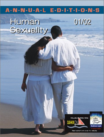 9780072433340: Annual Editions: Human Sexuality 01/02