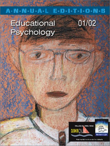 9780072433364: Annual Editions: Educational Psychology 01/02
